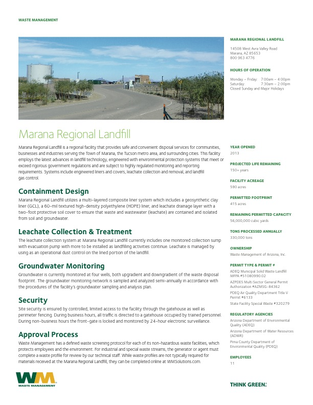 Managing Your Household Waste In The City Of Tucson Just Got Easier