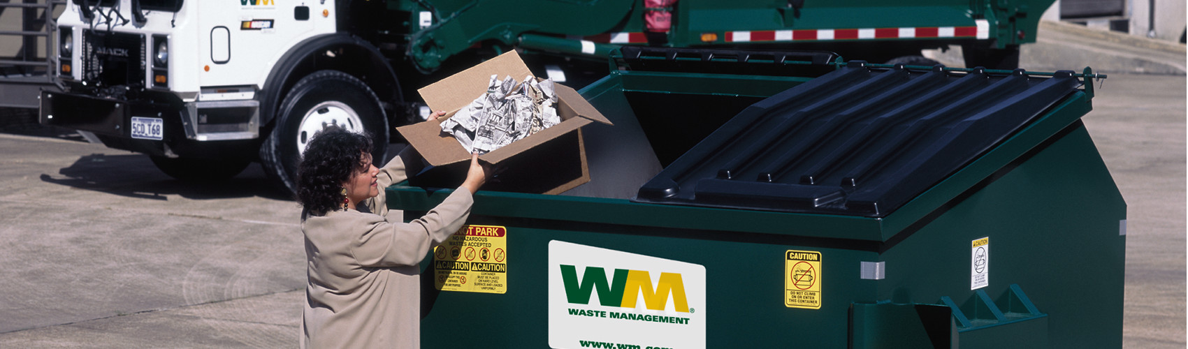 Sustainable Business Solutions | WMSolutions com